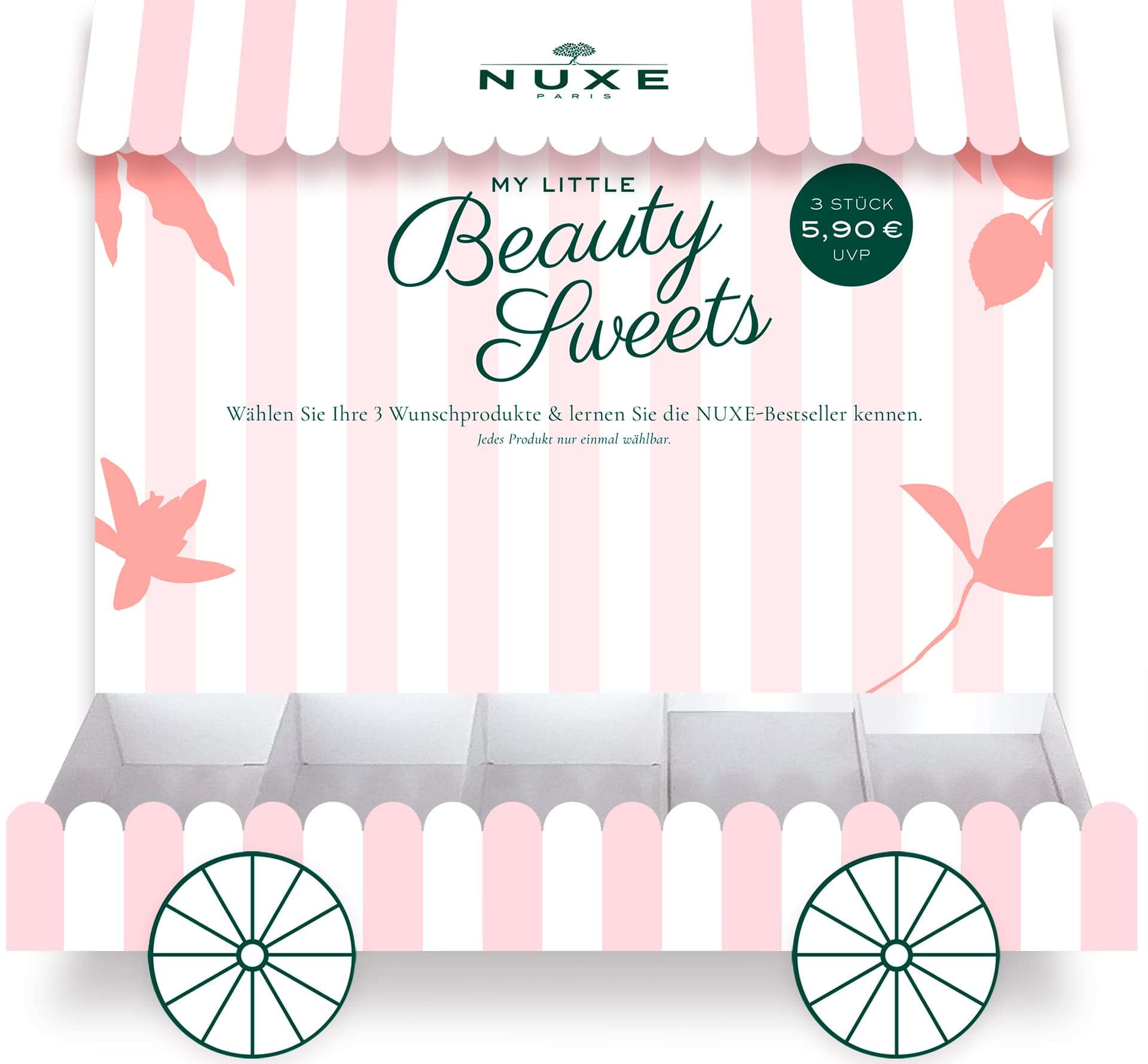 NUXE Beauty Sweets